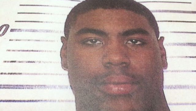 A wanted poster of Tyler Crawford Mount Healthy police provided in January.
