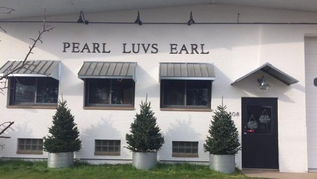 Pear Luvs Earl is a whimsical new boutique that made its home across from Athletic Park in an old warehouse.