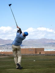 Reed's Brandon Forman shot a 72 Tuesday at Sierra Sage to earn medalist honors.