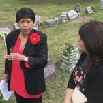 Gravesite mix-up frustrates Michigan woman for 2 years