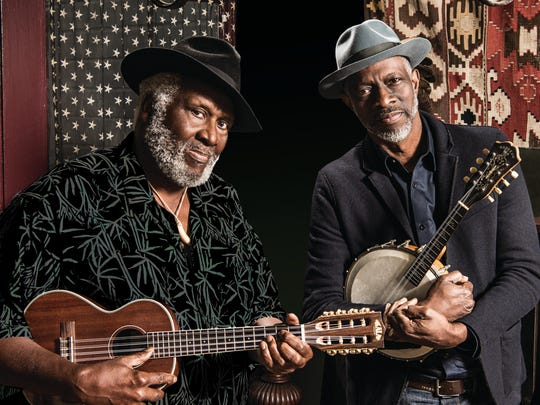 Taj Mahal and Keb' Mo' will share the stage at the