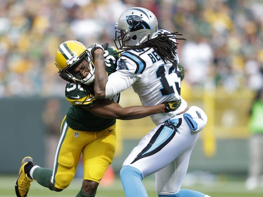 Kelvin Benjamin, Tramon Williams