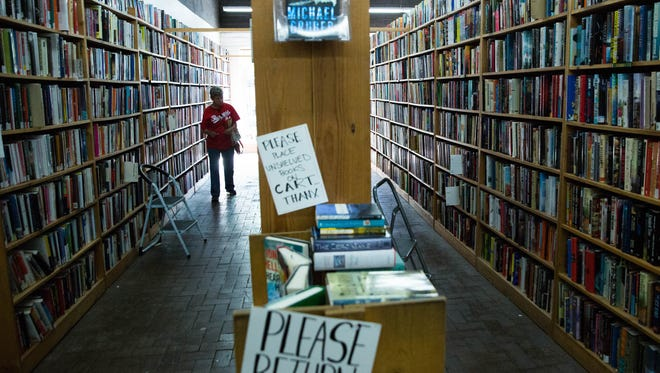 Coas Books was recently named one of the best new and used bookstores in the state by Realsimple.com, an online shopping and lifestyle magazine. Saturday, March 25, 2017.