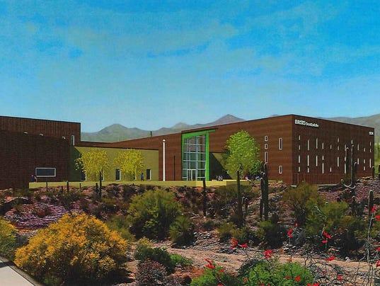 Basis Scottsdale plans new campus