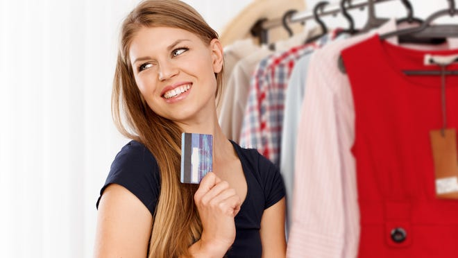 A recent study by Experian showed Texans carry the highest average amount of retail credit-card debt.