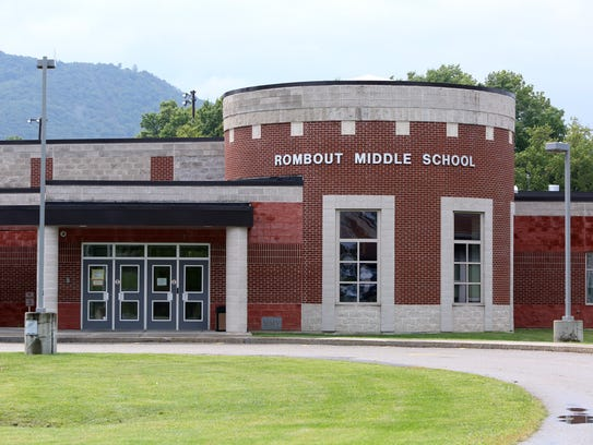 As part of Beacon's capital plan, Rombout Middle School will get a renovated science lab and home and careers classroom.