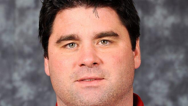 Seth Littrell, former IU offensive coordinator