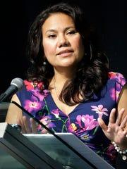 El Paso County Judge Veronica Escobar