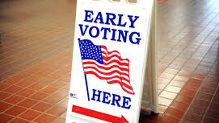 360 Taylor County residents vote early Wednesday