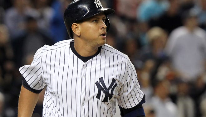 Alex Rodriguez was eventually dealt a 162-game suspension for his involvement with the Biogenesis clinic.
