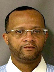 Jeffrey Beasley, shown March 12, 2012, was convicted of conspiracy Dec. 8, 2014.