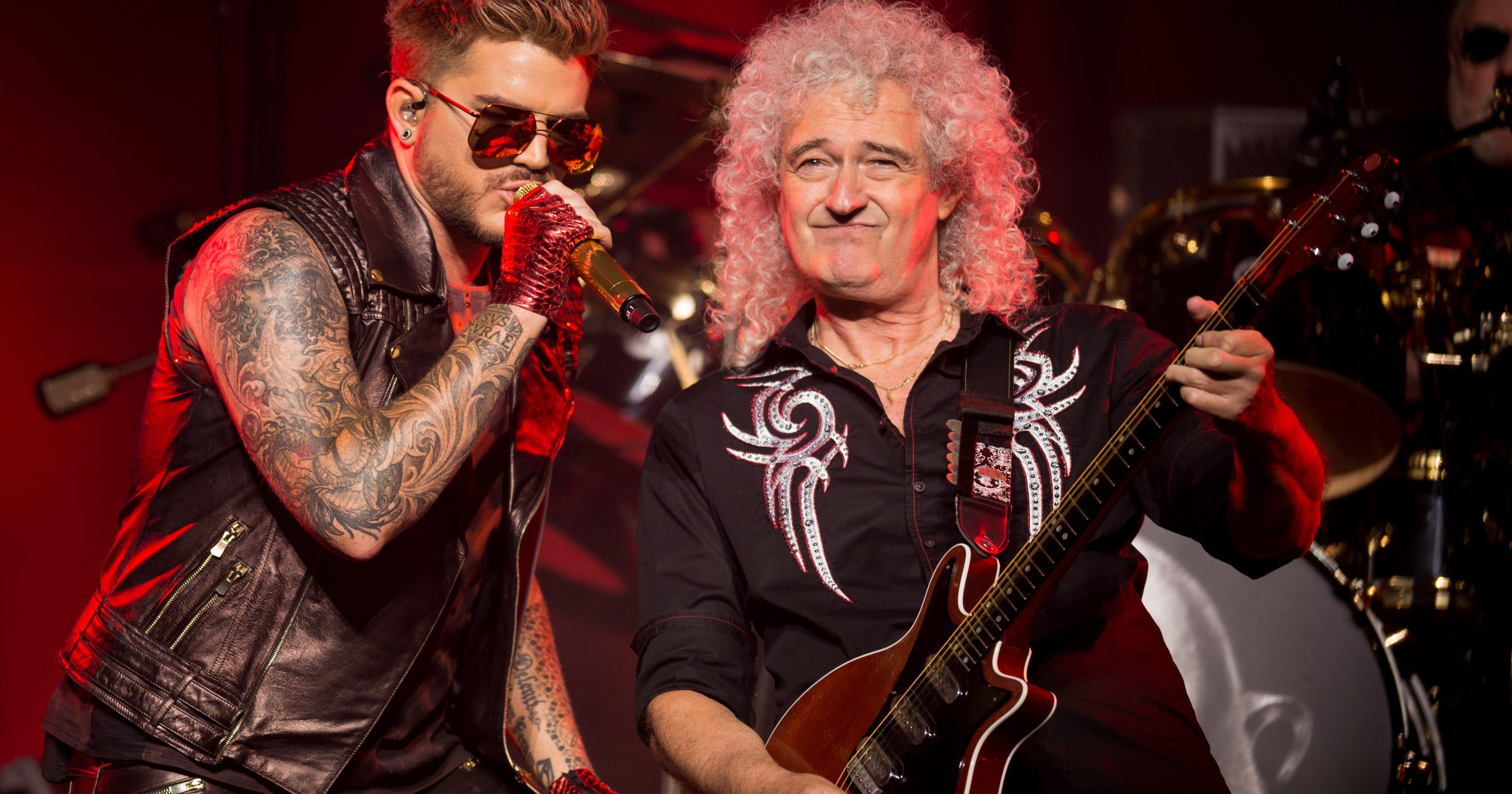 Queen Adam Lambert Tour 2019 Usa Dates Include Nashville