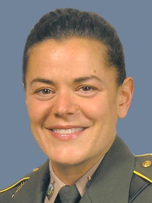 Vermont State Police Capt. Ingrid R. Jonas, is the director of Fair and Impartial Policing and Community Affairs for the agency.
