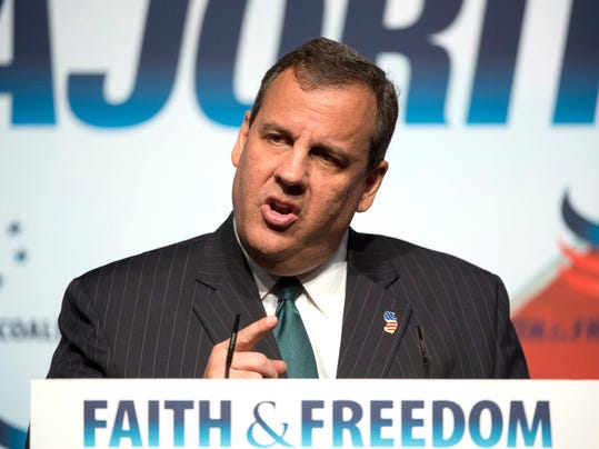Christie War on Drugs
