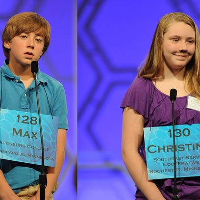 Mark Bowen/Scripps National Spelling Bee