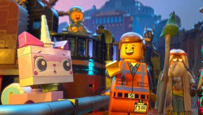 Oscars Legos Get An Awesome Theme Song
