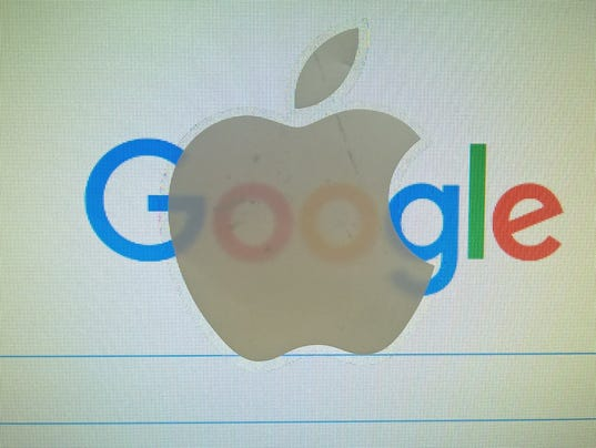 how to make google your homepage on apple