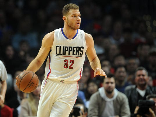 NBA: Oklahoma City Thunder at Los Angeles Clippers