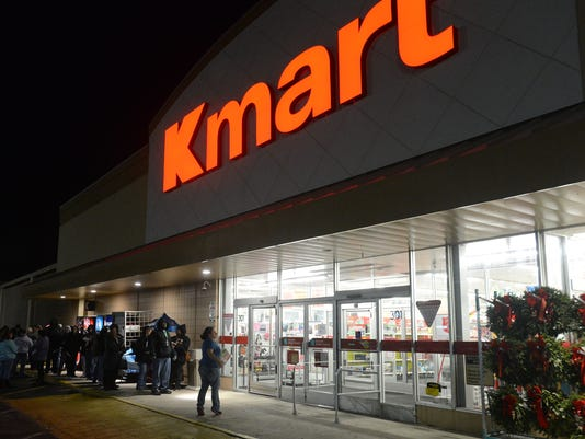 Black Thursday kmart