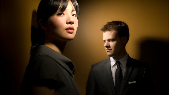 """Anderson & Roe are """"rock stars"""" of the piano."""