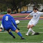 Photos: Jesuit vs. Byrd boys soccer