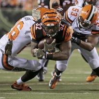 Doc: Predicting Bengals-Browns; comparing Indians & Reds