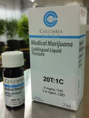 Columbia Care's manufacturing facility is at Eastman Business Park, where it makes medicinal products from cannabis.
