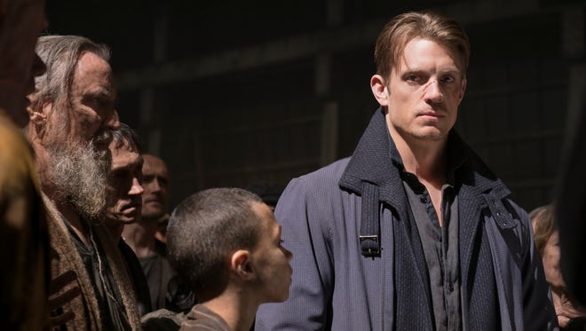 Joel Kinnaman ('The Killing'), is one of two actors playing Takeshi Kovacs in Netflix's 'Altered Carbon.'