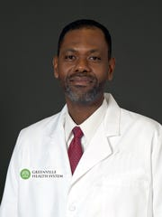 Dr. Kenneth Rogers, chair of psychiatry at Greenville