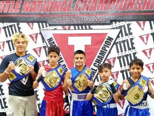 Fallstown Boxing
