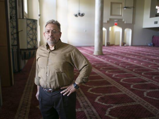 Usama Shami is the president of the Islamic Community Center of Phoenix.