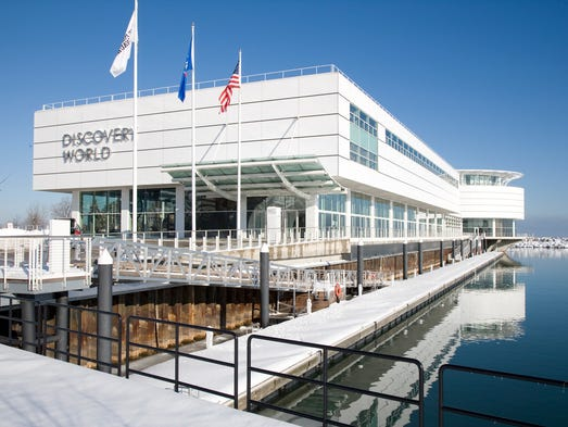 Discovery World, Milwaukee's science museum