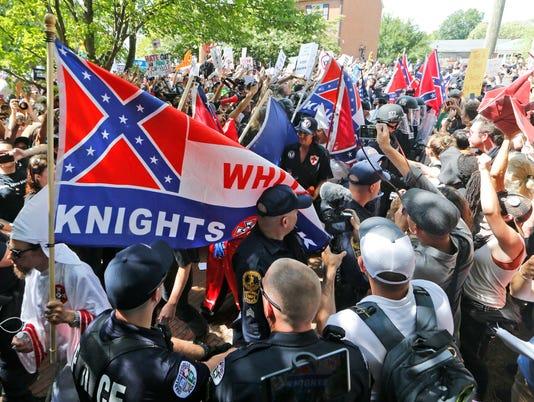 BHM RICHMOND C'ville July rally KKK-AP17222529197879.jpg