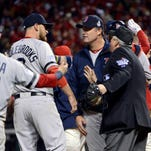 World Series, Game 3: Red Sox vs. Cardinals