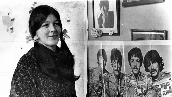 Freda Kelly began working as a secretary for The Beatles when she was only 17.