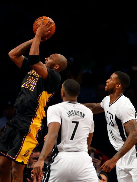 110615-Kobe Bryant. Los Angeles Lakers ... 4d819d39c