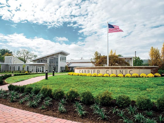 The Carrier Clinic occupies a 100-acre campus in Belle