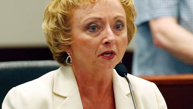 State Superintendent Carey Wright is pictured in this file photo.