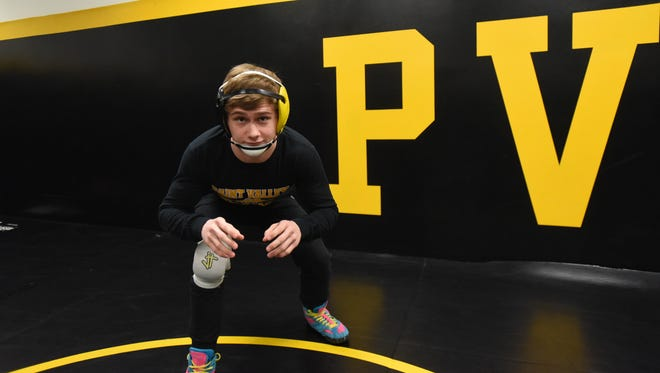 Paint Valley's Blake Evans has qualified for the OHSAA State Wrestling Tournament. Evans will wrestle Thursday afternoon at Ohio State University's Schottenstein Center.