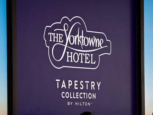 The Yorktowne Hotel Tapestry Collection by Hilton