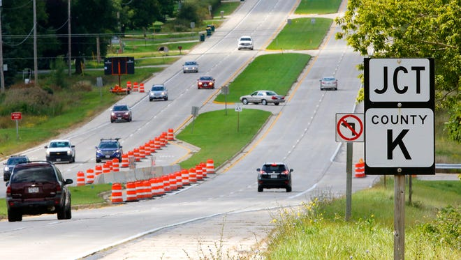 State Highway 23 at K will be closed off for a week, beginning Thursday. A public meeting to discuss its future will be held Tuesday, Oct. 11 at the Fond du Lac County Airport.