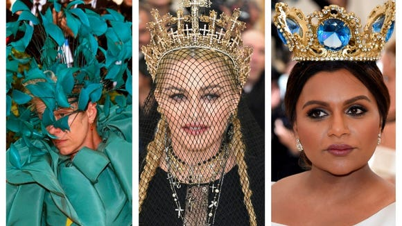 Frances McDormand, Madonna and Mindy Kaling all rocked