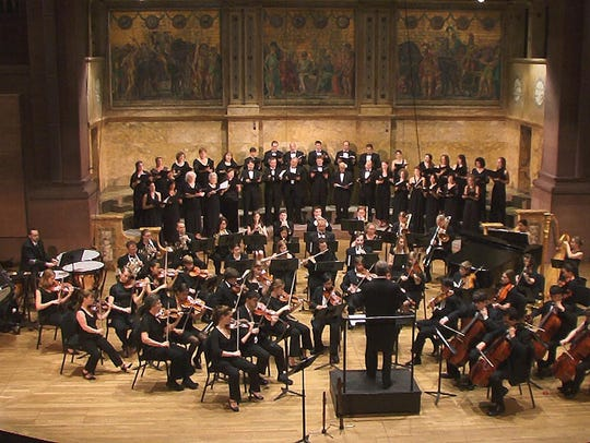 Tim Keyes Consort will presentthe oratorio Resurrexi