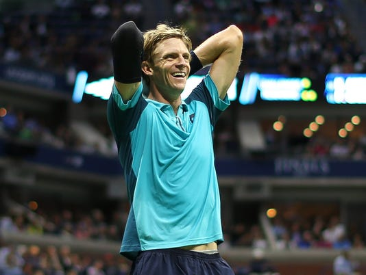 U.S. Open: Kevin Anderson defeats Pablo Carreno Busta to reach first Grand Slam final