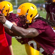 The selections of De'Marieya Nelson again shows how young and inexperienced this ASU football defense is.