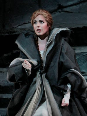 "Amanda Woodbury made her LA Opera debut as Micaela in Bizet's ""Carman"" last September."