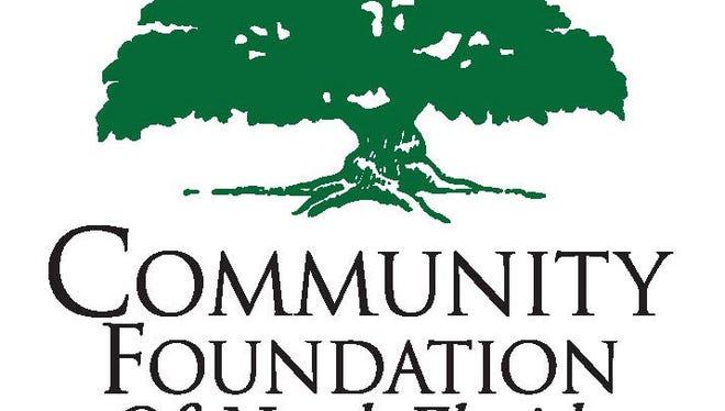 Community Foundation of North Florida logo.