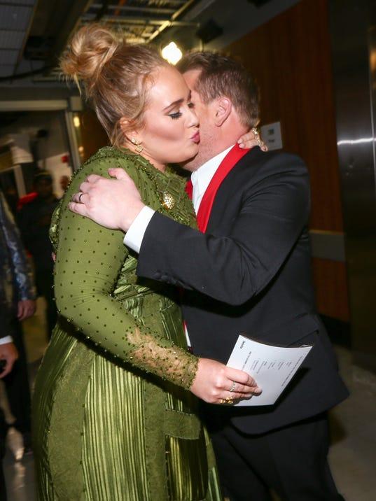 Grammy Adele Corden