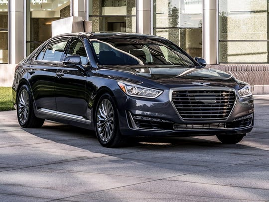 Genesis, which makes the G90, is Consumer Reports'