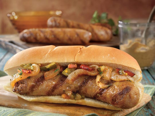 Summer Pork_Brats with Relish